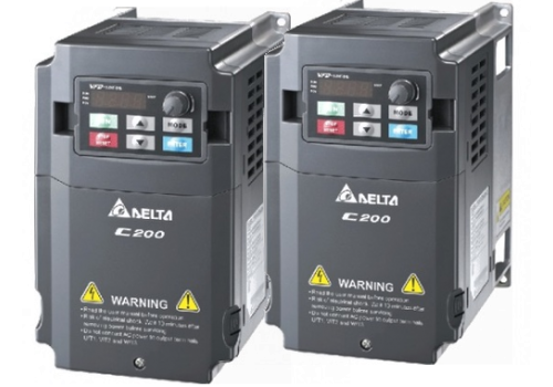Falowniki Delta Electronics - Seria C200