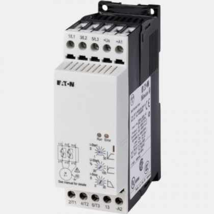 Softstart Eaton DS7 DS7-340SX007N0-N 3kW 7A 400VAC Uster:24VAC/DC 134849