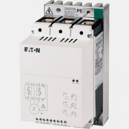 Softstart Eaton DS7 DS7-342SX081N0-N 45kW 81A 400VAC Uster: 110/230VAC 134937