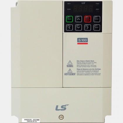 Falownik wektorowy 5,5kW 3-fazowy 400VAC LG LSLV0055-S100-4EXFNS