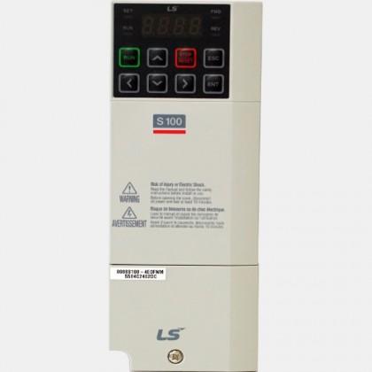 Falownik wektorowy 0,75kW 1-fazowy 230VAC LG LSLV0008-S100-1EOFNM