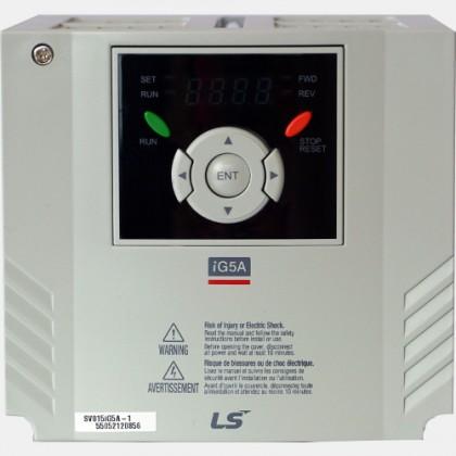 Falownik wektorowy 1,5kW 230VAC LG SV015iG5A-1