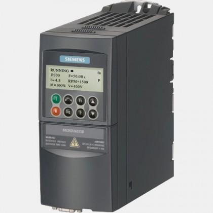 Falownik wektorowy 0,12kW 230VAC Siemens 6SE6440-2AB11-2AA1