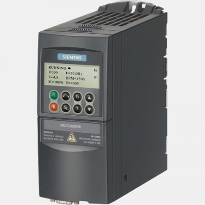 Falownik wektorowy 0,25kW 230VAC Siemens 6SE6440-2UC12-5AA1