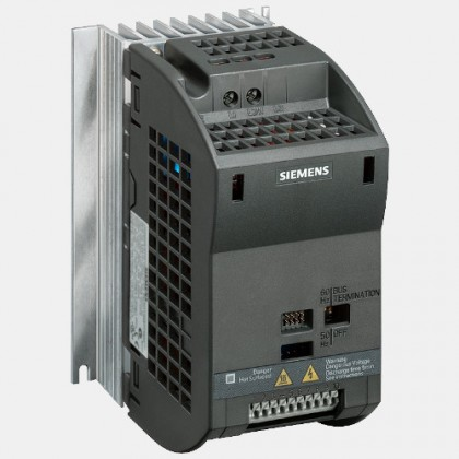 Falownik Sinamics G110 6SL3211-0AB15-5UA1 Siemens 1-fazowy o mocy 0,55 kW