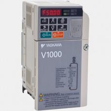 Falownik CIMR-VC4A0002BAA Yaskawa V1000 3x400 VAC 0,55/0,75 kW