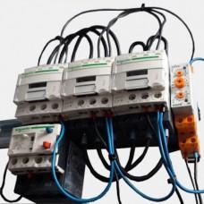 Stycznikowy układ rozruchowy gwiazda-trójkąt 30kW GT30-230VAC-AS