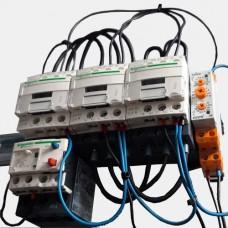 Stycznikowy układ rozruchowy gwiazda-trójkąt 7,5kW GT7-5-230VAC-AS