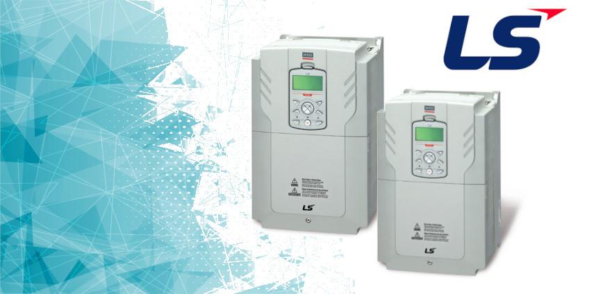 3-fazowe falowniki LG/LS H100